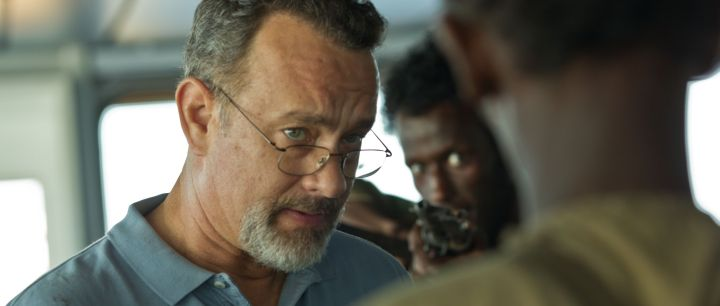 "Tom Hanks stars in Columbia Pictures' ""Captain Phillips."""